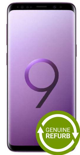 Samsung Galaxy S9+ 64GB - Lilac Purple [Refurbished]