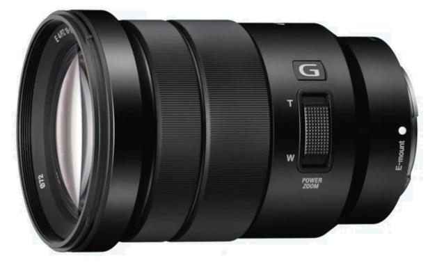 Sony: E PZ 18-105mm F4 G OSS