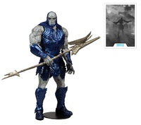 DC Comics: Darkseid in Armor - MegaFig Action Figure