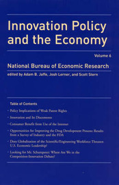 Innovation Policy and the Economy image