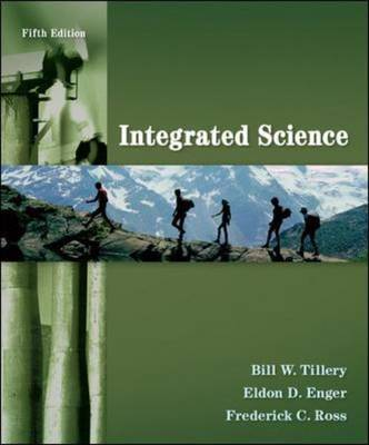 Integrated Science by Bill W Tillery image