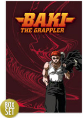 Baki The Grappler - Round 1 (Collector's Box) on DVD
