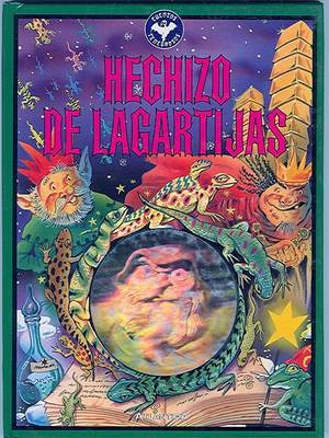 Hechizo de Lagartijas image