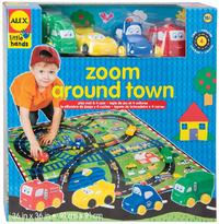 Alex - Zoom Around Town