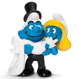 The Smurfs - Bride and groom