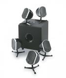 Focal Pack Bird 5.1 Speaker System (Black)