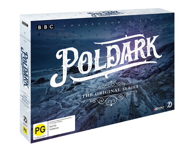 Poldark: The Original Series Collector's Set on DVD