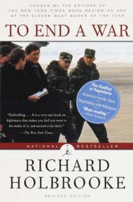 To End a War by Richard Holbrooke image
