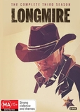 Longmire - The Complete Third Season on DVD