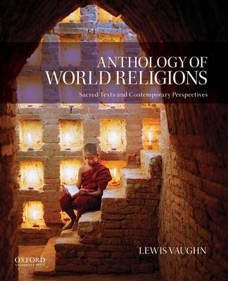Anthology of World Religions by Lewis Vaughn image