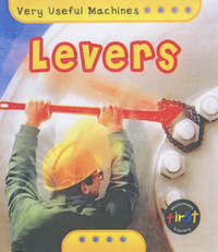 Very Useful Machines: Levers Hardback image