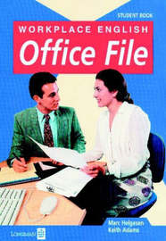 Workplace English Office File Student Book by Marc Helgesen image