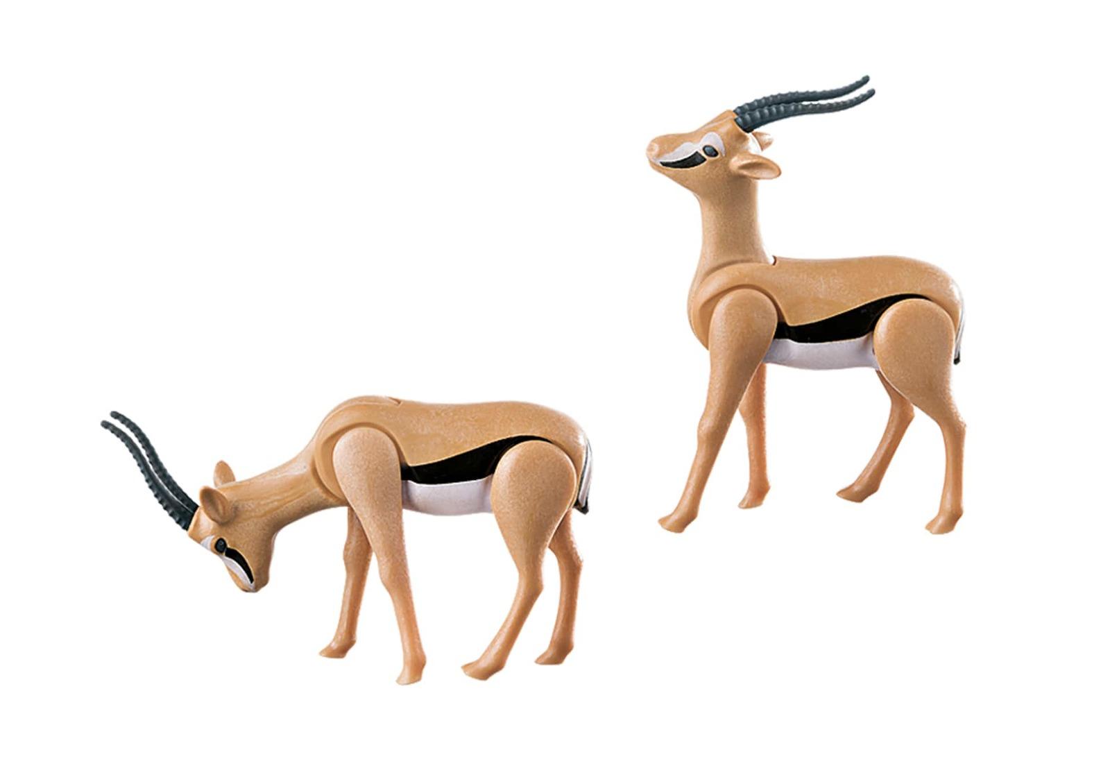 Playmobil: Wildlife - Gazelles image