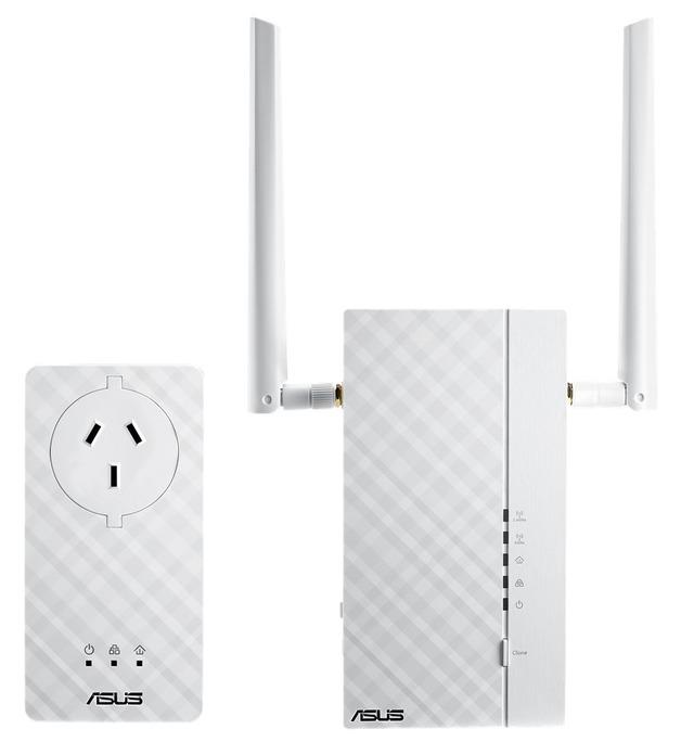ASUS Homeplug AC1200 Powerline Extender