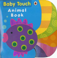 Baby Touch Animal Book image