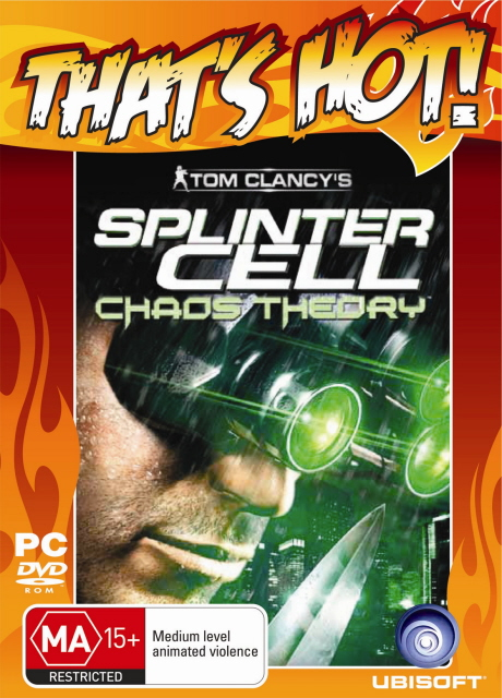 Tom Clancy's Splinter Cell: Chaos Theory for PC Games image