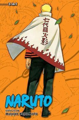 Naruto (3-in-1 Edition), Vol. 24 by Masashi Kishimoto image