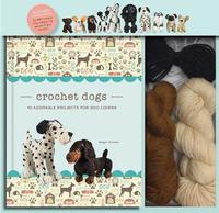 Crochet Dogs by Megan Kreiner