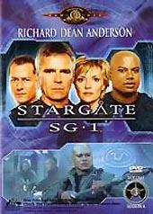 Stargate SG-1 - Season 6 Volume 3 on DVD