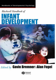The Blackwell Handbook of Infant Development image