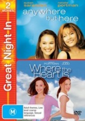 Anywhere But Here / Where The Heart Is - Great Night In (2 Disc Set) on DVD