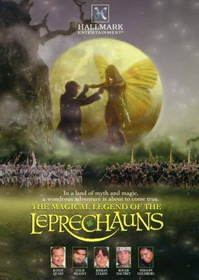Magical Legend Of The Leprechauns, The  on DVD