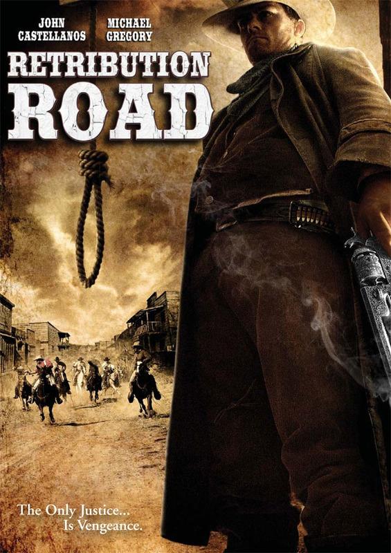 Retribution Road DVD