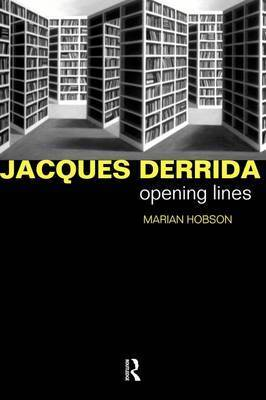 Jacques Derrida by Marian Hobson