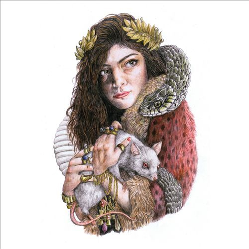 The Love Club (EP) by Lorde