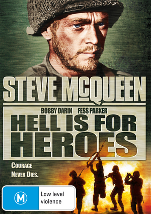 Hell is for Heroes (Repackaged) on DVD