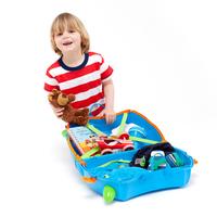 Trunki Ride-On Case (Terrance/Blue) image