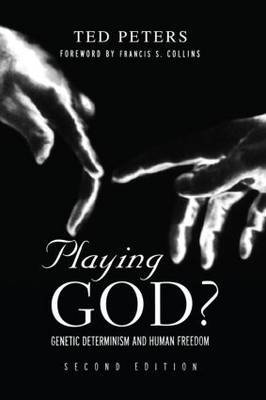 Playing God? by Ted Peters image
