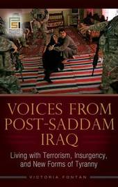 Voices from Post-Saddam Iraq by Victoria Fontan