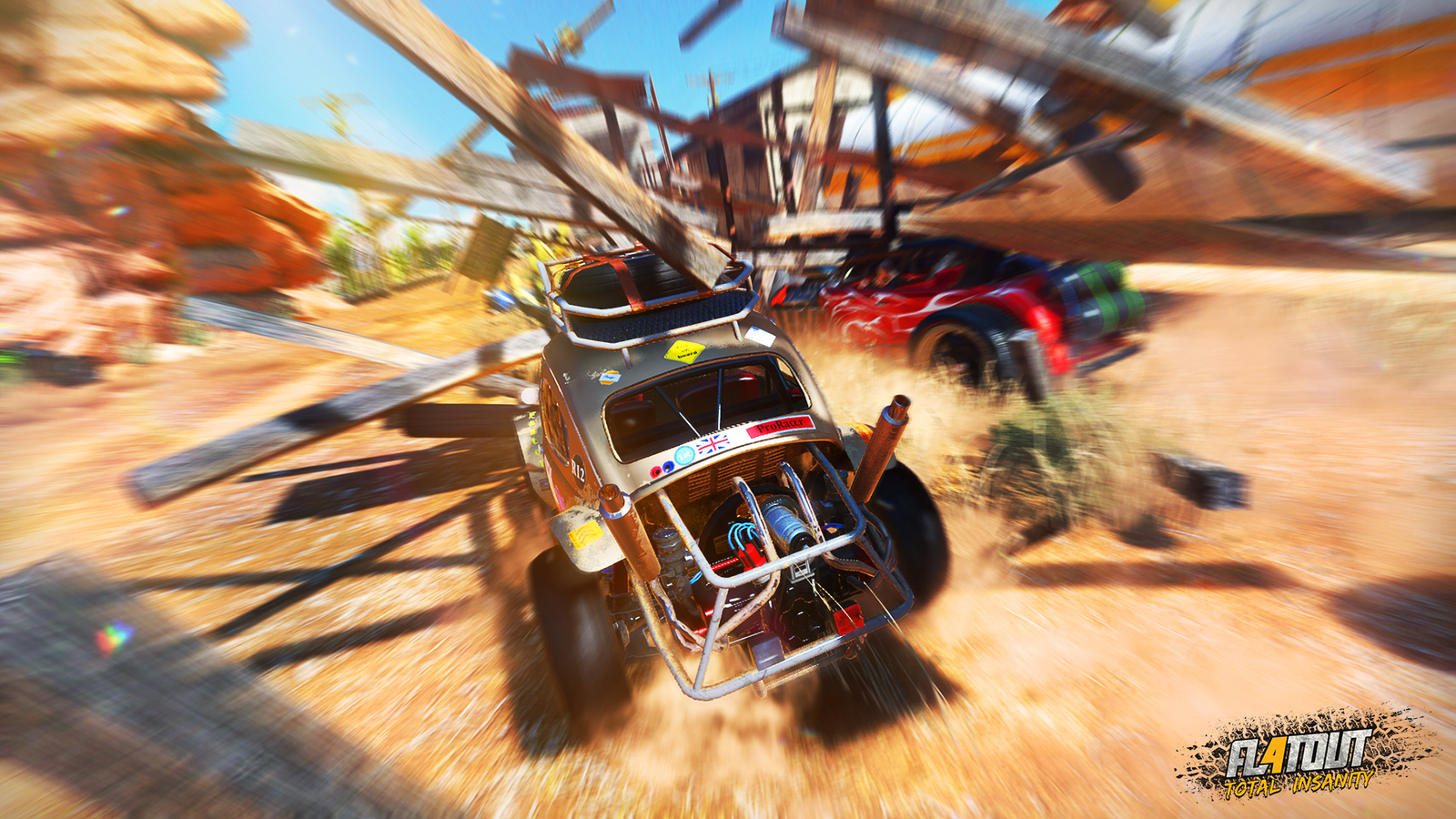 Flatout 4: Total Insanity for Xbox One image