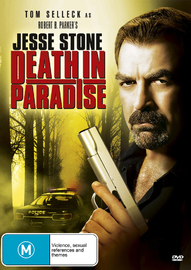 Jesse Stone: Death In Paradise on DVD