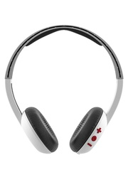 Skullcandy Uproar On-Ear Wireless White/Gray/Red
