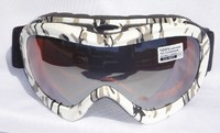 Mountain Wear Adult Goggles: Urban Camo (G1474D)