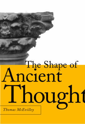The Shape of Ancient Thought by Thomas McEvilley image