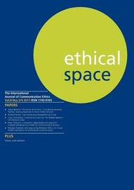 Ethical Space Vol.8 Issue 3/4