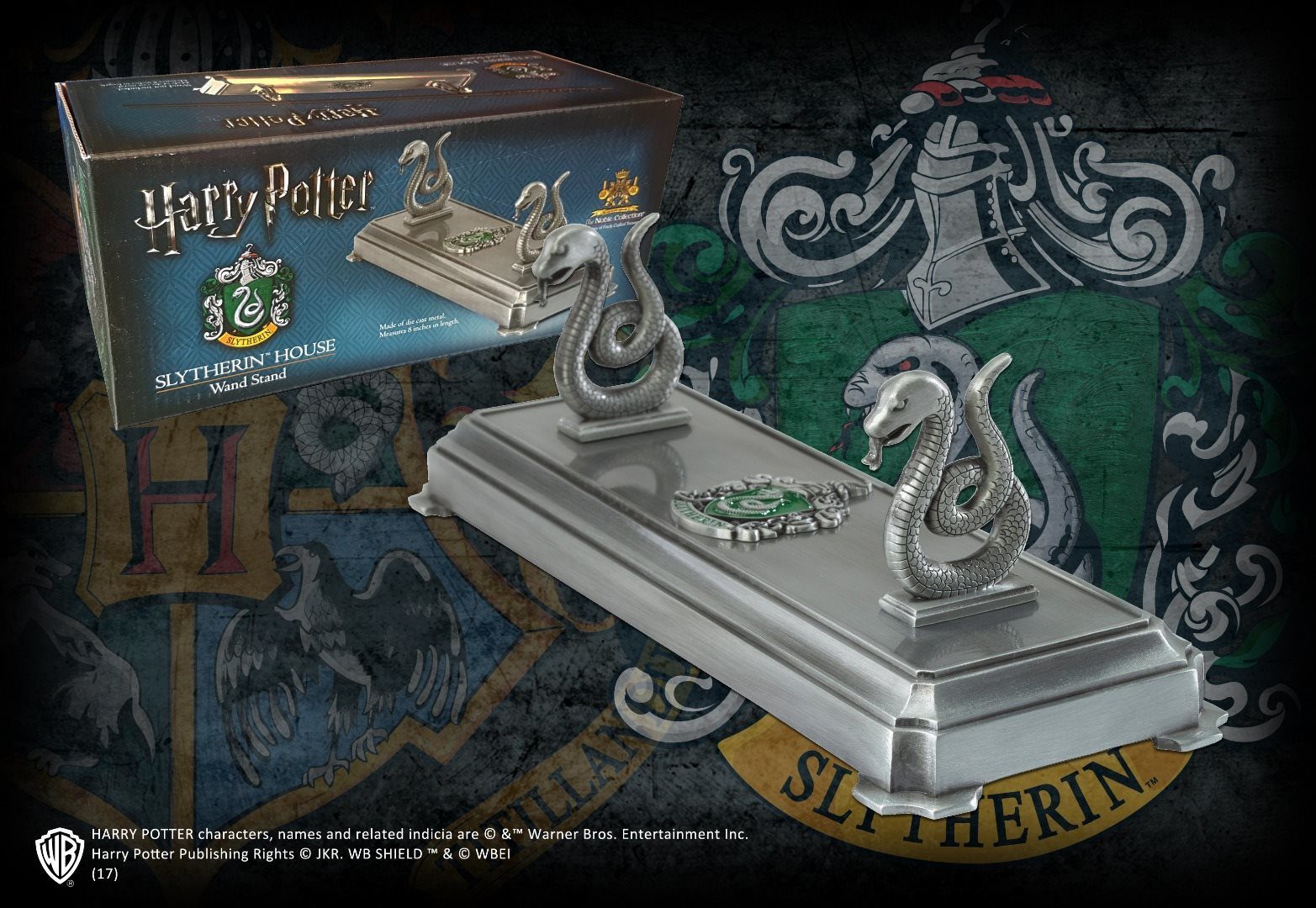 Harry Potter: Slytherin Wand Stand image