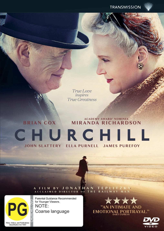 Churchill on DVD image