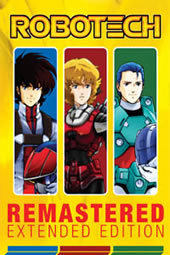 Robotech 20th Anniversary Collection (14 Disc Box Set) on DVD