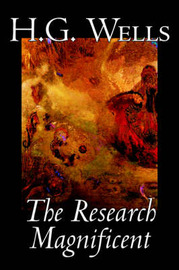 The Research Magnificent by H.G.Wells image