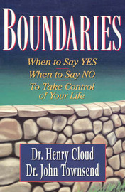 Boundaries - Yes No by Cloud image