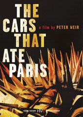 Cars That Ate Paris, The/The Plumber on DVD