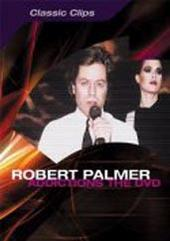 Robert Palmer Addictions - The DVD on DVD