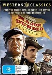 Major Dundee on DVD