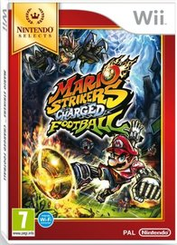 Mario Strikers Charged Football (Selects) for Nintendo Wii