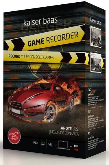 Kaiser Baas Game Recorder image