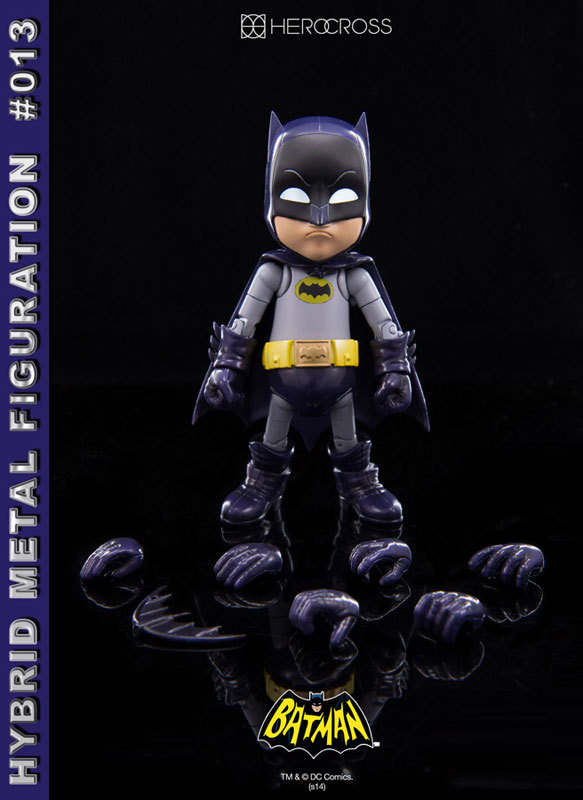 Batman 1966 Hybrid Metal Action Figure image